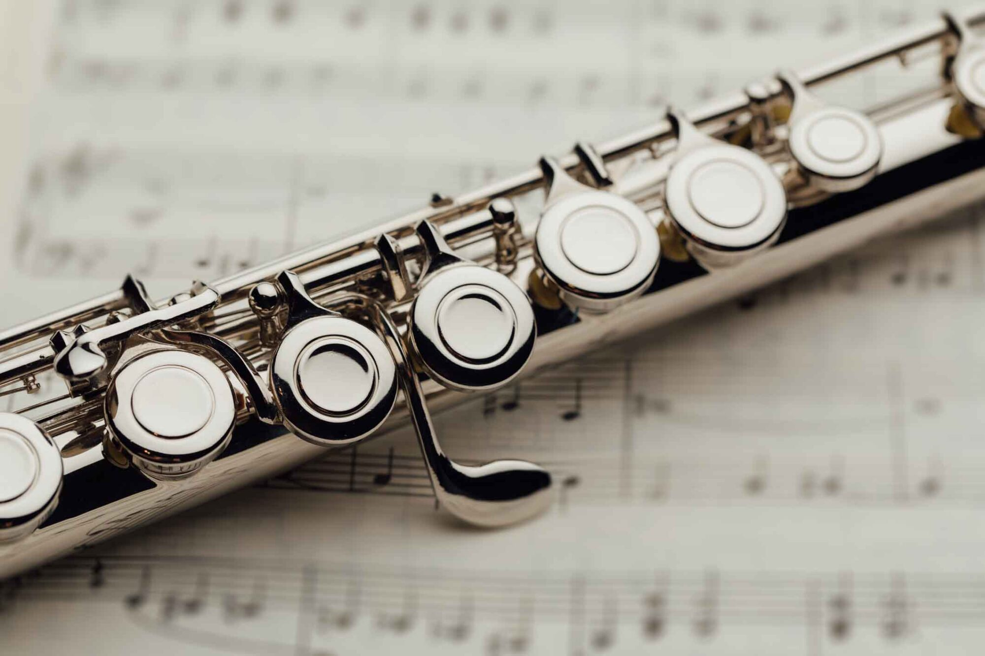 Professional flute repair